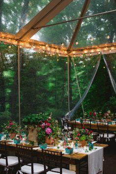 Strawberry Moonlight dinner: http://www.stylemepretty.com/living/2014/08/01/strawberry-moonlight-dinner/ | Photography: http://alexandrawhitney.com/