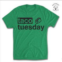 Women/'s Junior El Taco Tuesday La Loteria Mexican Lottery V-Neck Shirt
