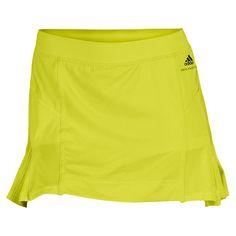 Women`s Stella McCartney Barricade Tennis Skort Running Yellow