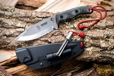 VULTURE EQUIPMENT CHOLERA MK1 SURVIVAL KNIFE