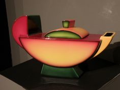 Art Deco Tea Pot   Fred Stodder   Flickr - Photo Sharing!