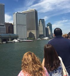Instagram의 Hyojin Lim님: #맨하탄#뉴욕#manhattan#newyork#nyc#statenislandferry#내머리가저렇게길었었나