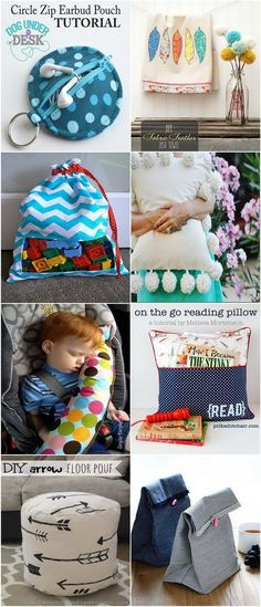 Quick & Easy Sewing Projects for Beginners. Sewing is a useful and rewarding skill. It is an easy craft to learn and comes in handy for many things. When you start learning to sew, you may want to jump in to a couple of simple, quick yet useful project you can have success with, and build your skills from there.