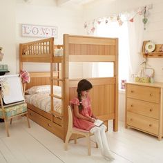 New England Bunk Bed