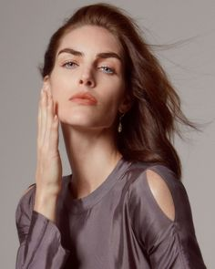 Hilary Rhoda for Eckhaus Latta | photo: Charlotte Wales | http://un-fashion.com/wp-content/uploads/2015/12/Hilary-Rhoda-by-Charlotte-Wales-for-Pop-Magazine-Fall-Winter-2015-3-800x1000.jpg