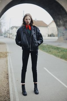 Katie Holcroft at IMG by Fanny Latour-Lambert
