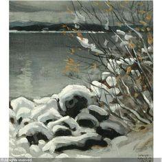 helene schjerfbeck landscape - Google zoeken