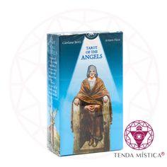 Baralho Tarot - Tarot of the Angels Tarot, Astrology, Angels, Cover, Books, Decks, Libros, Angel, Book
