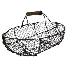Check out this item at One Kings Lane! French Oyster Basket