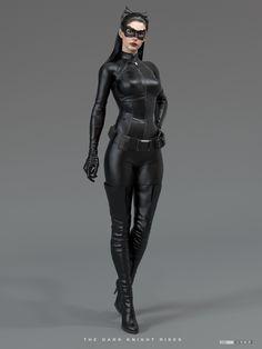 Catwmoman (Anne Hathaway) | CG Daily news