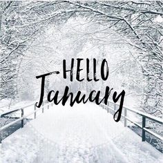 Hello January Images To Welcome The New Month January Wallpaper, New Year Wallpaper, Calendar Wallpaper, Winter Wallpaper, Holiday Wallpaper, January Pictures, January Images, Winter Pictures, Hello January Quotes