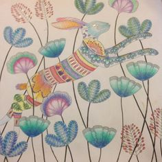 12 Best Colouring Books Images On Pinterest
