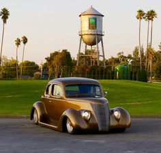 Dan Wathor's 1937 Ford Wins Most Beautiful Street Rod | Hotrod Hotline