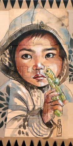 Stéphanie Ledoux - Carnets de voyage: Le pistolet en plastique (Chine)