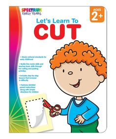 Look at this Let's Learn to Cut on #zulily today!