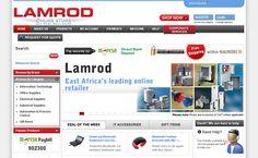 Lamrod.com is an online MRO supermarket by FATbit Technologies https://www.behance.net/gallery/18814201/FATbit-Website-Design-Company-Portfolio-Lamrod-