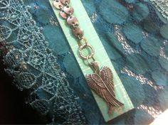 A personal favorite from my Etsy shop https://www.etsy.com/listing/190471916/bohemian-metal-chain-necklace-with-wings