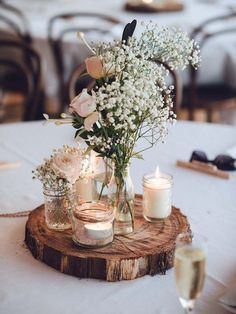 Diy wedding centerpieces 598767712941343745 - ▷ 1001 + wedding table decoration ideas that will charm you – – Source by Wedding Decorations On A Budget, Wedding Table Centerpieces, Table Wedding, Centerpiece Ideas, Party Wedding, Centerpiece Flowers, Wedding Welcome Table, Parties Decorations, Engagement Decorations