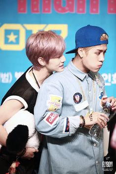 Markson...OMG JAackson looks to cute!!! ^^