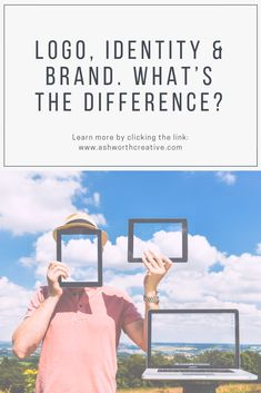 Logo, identity and brand all sound like they could be the same thing, right? Think of it this way … Brand Identity, Branding, Store Layout, Email Signatures, Initials Logo, Different, Brand You, New Product, Layout Design