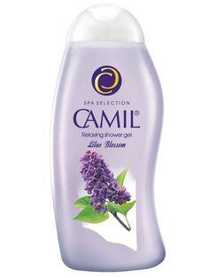 Gel de duș relaxant cu liliac Camil Spa 500ml  cod - cami227  Lasă-te răsfăţată folosind acest gel de duş relaxant cu parfum feminin şi delicat de liliac. Te vei simţi revitalizată, în timp ce pielea ta va fi îngrijită şi protejată împotriva uscării.  500 ml Shower Gel, Deodorant, Shampoo, Spa, Bottle, Beauty, Lady, Places, Fragrance