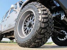 Toyo Off Road Tires
