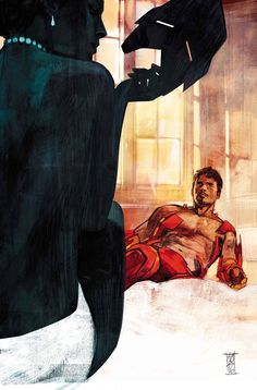As Iron Man takes center stage in one of the biggest events in Marvel history, Tony is finally faced with the true identity of his parents. This is a cannot-miss issue in the life of Tony Stark. Comic Book Characters, Marvel Characters, Marvel Heroes, Comic Character, Comic Books Art, Comic Art, Comic Pics, Marvel Marvel, Book Art
