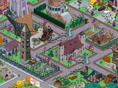 390 best simpsons tapped out layouts images layouts the simpsons