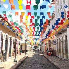 Centro histórico de São Luís- MA