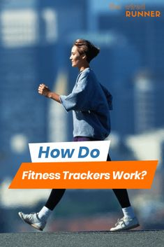 How Do Fitness Trackers Work? Your Questions Answered Running Gear, Running Workouts, Running Training, Workout Gear, Fun Workouts, At Home Workouts, Workout Tips, Fitness Tracker, Fitness Tips