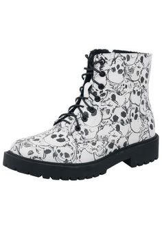 7 Hole Allover - Bottes par Full Volume by EMP