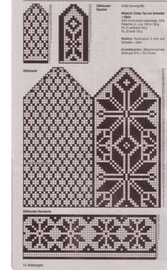 Crochet Mittens Free Pattern, Knit Mittens, Knitting Socks, Mitten Gloves, Knit Crochet, Knitting Charts, Knitting Patterns Free, Free Knitting, Crochet Patterns