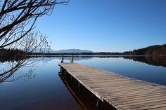 Der Weg auf den See 5025 #Landschaft #See