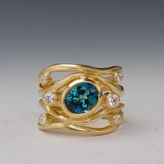 Chamblin Design, Jewelry By Collection: Rainforest