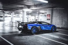 Lamborghini AVENTADOR by Marcel Lech Photography..