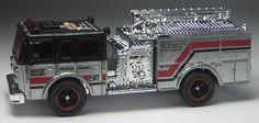 Matchbox 2009 - Pierce Dash Fire Truck (2009 Gathering of Friends Early Registrant exclusive)