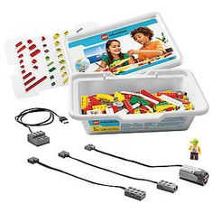 LEGO Education WeDo Robotics Kit - Scratch Wiki