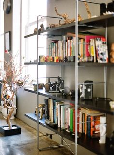 Jinsoo's Artful Artifice and Artifacts Loft House Tour | Apartment Therapy