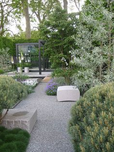 silver palette : garden by Ulf Nordfjell