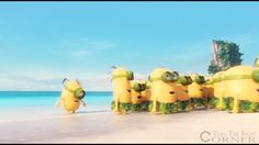 minions beach - Pesquisa Google