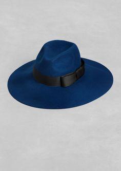 & Other Stories | Wide-Brim Wool Hat