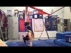 Ideas for developing presses and straddle cast handstands Gymnastics Lessons, Gymnastics Academy, All About Gymnastics, Gymnastics Tricks, Gymnastics Coaching, Gymnastics Training, Gymnastics Photos, Baseball Training, Gymnastics Workout