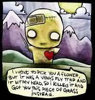 Emo times, call for emo pics. If you guys haven't heard, the emo Pon and Zi cartoons. drawn fantastically by Jeff Thomas. Pon – the yellow male. Zi – the blue female. Emo Quotes, Sad Love Quotes, Random Quotes, Emo Sayings, Silly Quotes, Cartoon Quotes, True Sayings, Awesome Quotes, Life Quotes