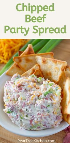 Cream Cheese Ball, Cream Cheese Dips, Cream Cheese Spreads, Cheddar Cheese, Appetizers With Cream Cheese, Chip Dip Recipes, Cheese Dip Recipes, Snack Recipes, Chip Dips