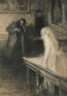 xpn:  Serafino Macchiati, Le Visionnaire, 1904.