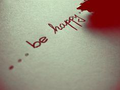 Be happy by PuiColorat