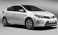 El Toyota Auris 2013 será presentado en el Salón de París