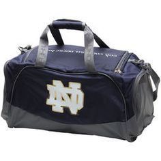 Under Armour Navy Notre Dame Fighting Irish Undeniable Duffle Bag Irish  Baby 5b166f2ed68b0