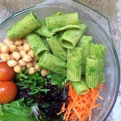 Raw coriander pesto
