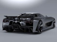 #Nissan 2020 Vision Gran Turismo Concept Blog #Autoreflex